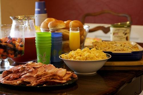 Easter Ham Recipes