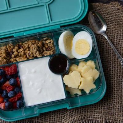 Bento Box Breakfasts