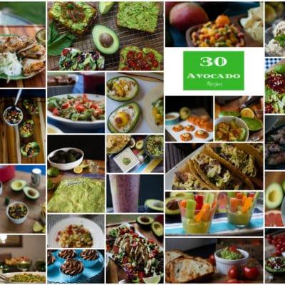 favorite avocado recipes